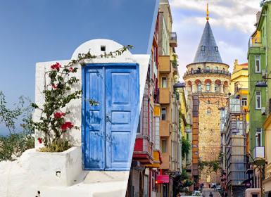 Circuitos Grecia 2017: Combinado Estambul y Atenas a tu aire