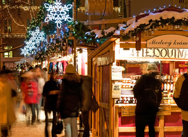 República Checa: Especial Puente Diciembre Mercadillos de Navidad en Praga