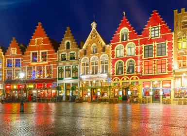 Bélgica: Especial Puente Diciembre Mercadillos de Navidad en Flandes
