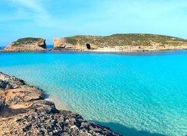 Malta: De Este a Oeste