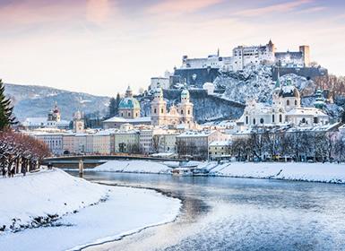 Centroeuropa: Oferta Puente Diciembre Mercados Navideños de Baviera (Alemania y Austria)