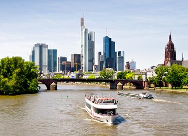 Centro y Sur de Europa: Oferta Puente Diciembre Crucero Fluvial 4* Superior Mercadillos Navideños Rhin (Alemania y Francia)