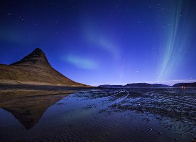 Escapadas por Europa organizadas en  Islandia 2017: Viaje Islandia Exclusivo: Auroras Boreales de Lujo