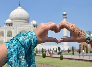 Combinado: Luna de Miel en India y Maldivas