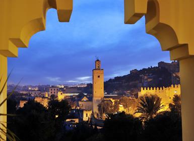 Viajes Marruecos 2017: Ciudades Imperiales desde Marrakech