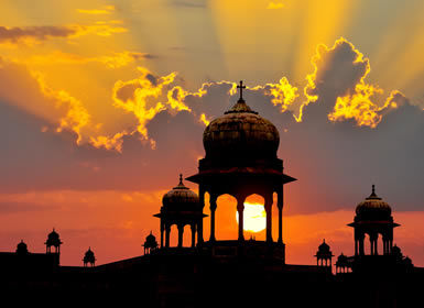 India: Rajasthán