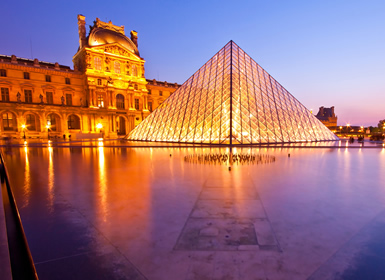 Escapadas por Europa organizadas en  Francia 2017: Escpada París con guía