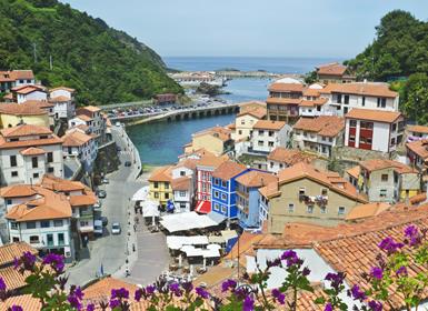 Asturias Paraíso Natural en tren