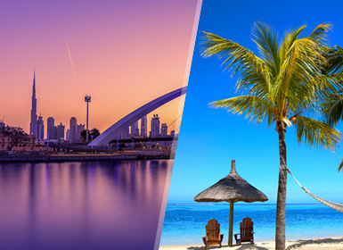 Combinados África Dubái y Mauricio Esencial A Tu Aire