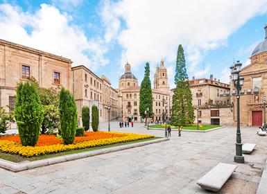 Salamanca y Castilla León Monumental en tren