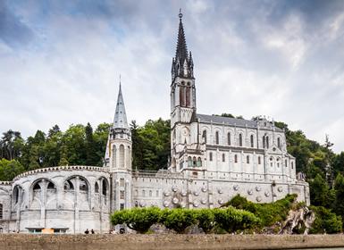 Tres Naciones (Pirineo, Lourdes y Andorra) en tren