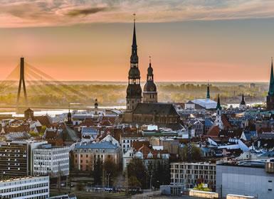 Especial Semana Santa Países Bálticos Al Completo