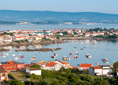 Viajes Galicia 2017: Costa de Galicia con Santiago