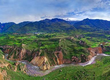 Circuitos por Perú 2017:Perú con Arequipa y Lago Titicaca