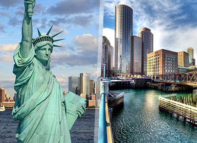 Combinados Usa 2016 Nueva York y Boston Esencial A Tu Aire