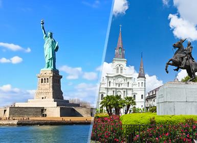 Combinados Usa 2016 Nueva York y Nueva Orleans Esencial A Tu Aire