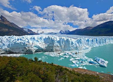 Circuitos por Argentina 2016: Buenos Aires, Calafate e Iguazú
