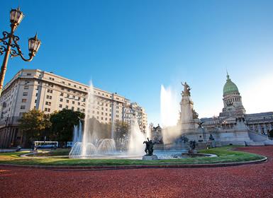 Circuitos por Argentina 2016: Buenos Aires, Península Valdés, Ushuaia y Calafate
