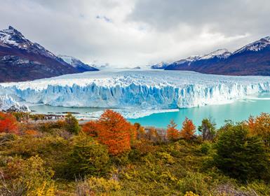 Circuitos por Argentina 2016: Buenos Aires, Ushuaia, Calafate e Iguazú