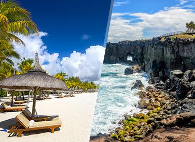 Viajes Luna de Miel 2017 en Islas del Índico: Reunión y Mauricio