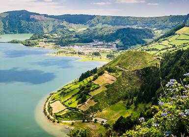 Viajes Portugal 2017: Ruta en San Miguel, Faial y Terceira
