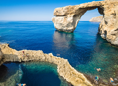 Viajes Semana Blanca 2016 Malta Al Completo Plus