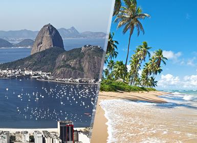 Río de Janeiro y Salvador Esencial A Tu Aire
