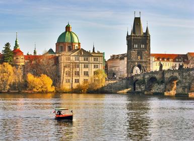 Viaje Semana Santa 2016 Praga al Completo