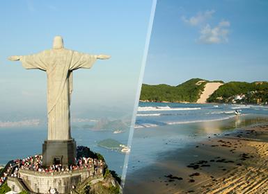 Brasil: Rio de Janeiro y Natal