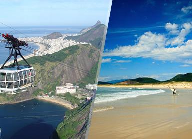 Río de Janeiro y Florianópolis Esencial A Tu Aire