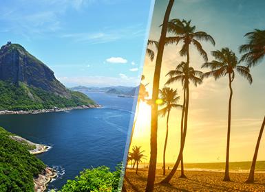 Río de Janeiro y Fortaleza Esencial A Tu Aire
