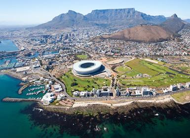 Combinados África Sudáfrica y Mauricio Al Completo