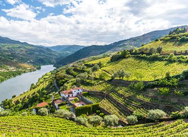 Viajes Portugal 2017: Ruta por la Región de Miño y Valle del Duero