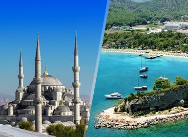 Viajes por Europa combinados Estambul y Antalya Al Completo A Tu Aire