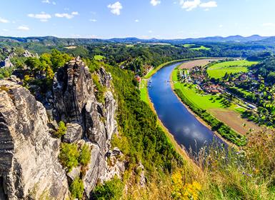 Viajes Semana Blanca 2017 Este de Alemania Esencial