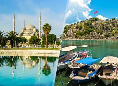 Viajes por Europa combinados Estambul y Mugla Al Completo A Tu Aire