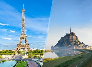 París, Bretaña, Normandía y Loira Al Completo Plus