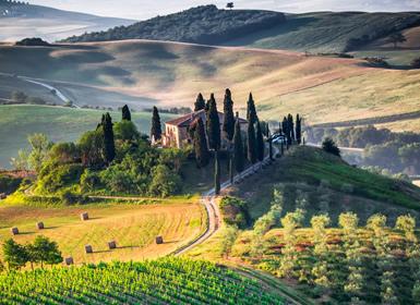 Viaje Semana Santa 2016 Toscana y sus Villas Medievales