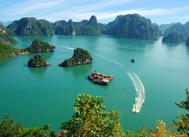 Vietnam: Vietnam de Lujo