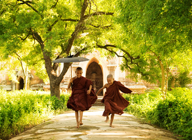 Myanmar: De Yangon a Mandalay