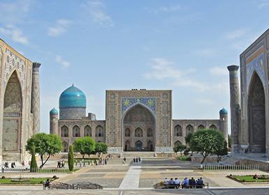 Uzbekistán: Ruta de la Seda en Pensión Completa