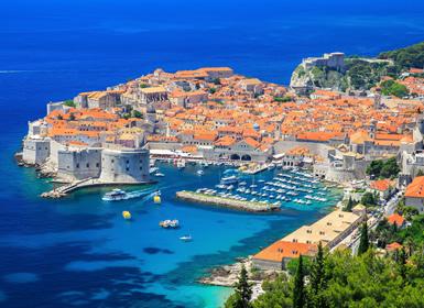 Tours Croacia 2017: Paquete Turístico Croacia: Zagreb, Plitvice, Split y Dubrovnik