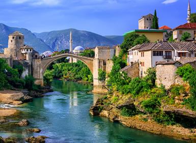 Viajes Semana Blanca 2017 Croacia, Eslovenia y Bosnia Al Completo