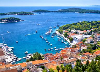 Viajes Croacia 2017: Fly and Drive Croacia: Ruta en Coche por la Isla de Hvar y Split