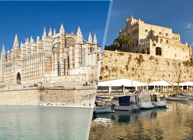 Circuitos por España 2016 Islas Baleares: Mallorca y Menorca