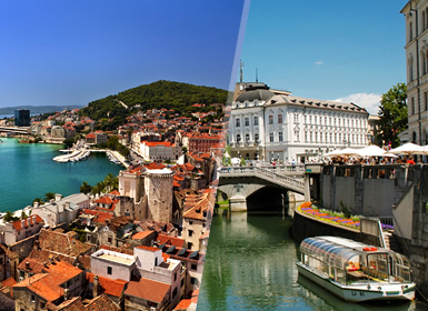 Viajes Semana Blanca 2017 Croacia y Eslovenia Al Completo