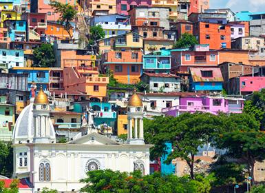 Ecuador: Quito, Andes, Guayaquil y Salinas