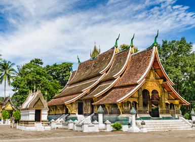 Combinado: Laos, Vietnam y Camboya
