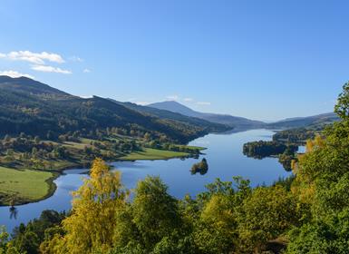 Reino Unido: Inglaterra y Escocia con Lago Ness