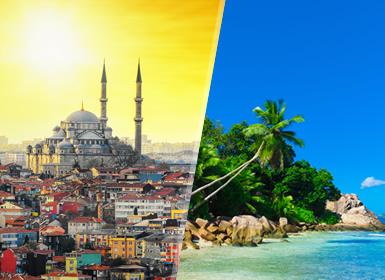 Viajes por Europa combinados Estambul y Seychelles Esencial A Tu Aire